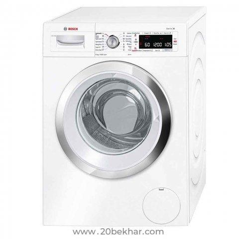 ماشین لباسشویی بوش مدل WAW32660IR ظرفیت 9 کیلو
