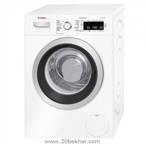 ماشین لباسشویی بوش مدل WAW28760IR ظرفیت 9 کیلو