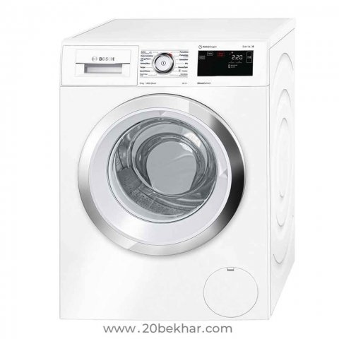 ماشین لباسشویی بوش مدل WAT28780IR ظرفیت 9 کیلو