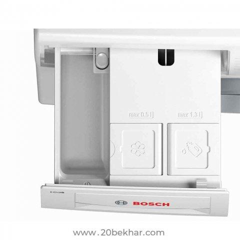 ماشین لباسشویی بوش مدل WAT24662IR ظرفیت 8 کیلو