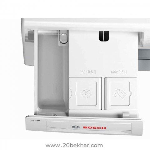ماشین لباسشویی بوش مدل WAT2446XIR ظرفیت 8 کیلو