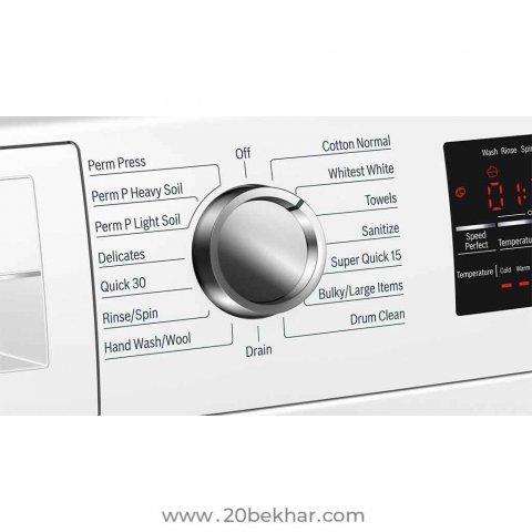 ماشین لباسشویی بوش مدل WAT24460IR ظرفیت 8 کیلو