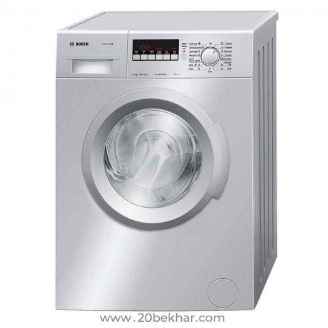 ماشین لباسشویی بوش مدل WAB202S2IR ظرفیت 6 کیلو
