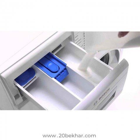 ماشین لباسشویی بوش مدل WAB20262IR ظرفیت 6 کیلو