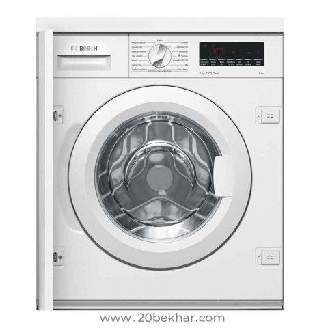 ماشین لباسشویی توکار بوش مدل WIW24560IR سری 8
