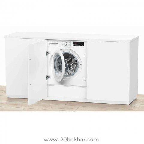 ماشین لباسشویی توکار بوش