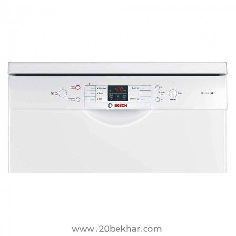 ماشین ظرفشویی بوش مدل SMS68M02IR سری 6