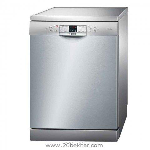 ماشین ظرفشویی بوش مدل SMS53M08IR سری 6