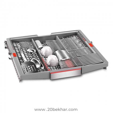 ماشین ظرفشویی توکار بوش مدل SMV69M00IR سری 6
