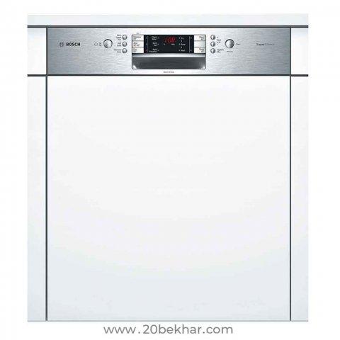 ماشین ظرفشویی توکار بوش مدل SMI59M05IR