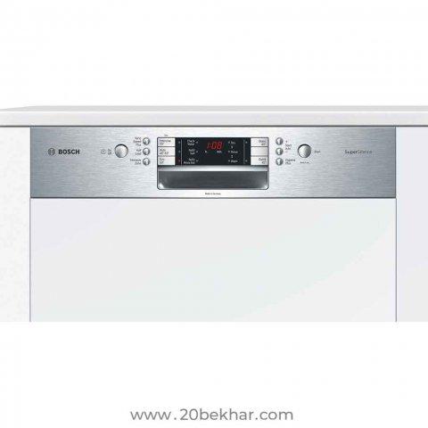 ماشین ظرفشویی توکار بوش