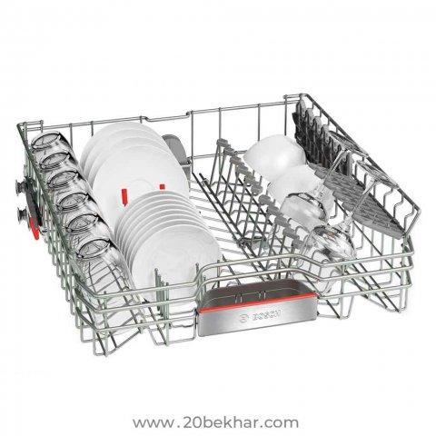 ماشین ظرفشویی توکار بوش مدل SMI66MS01B سری 6