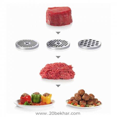 چرخ گوشت بوش