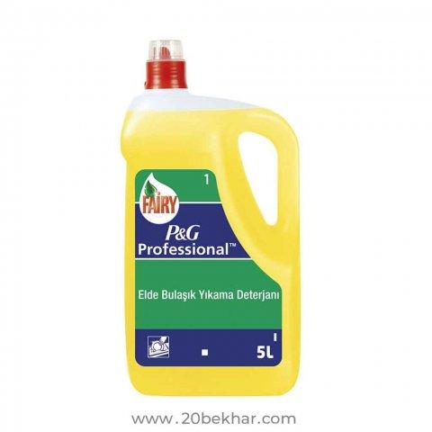 مایع ظرفشویی فیری 5 لیتر