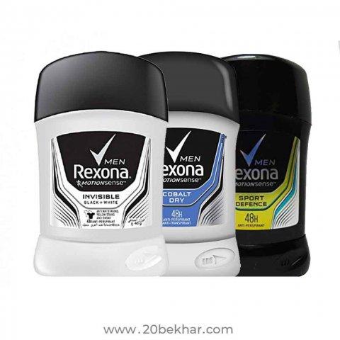 مام صابونی مردانه رکسونا | Rexona Men Stick 50ML
