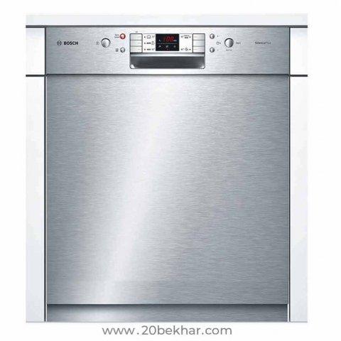 ماشین ظرفشویی توکار بوش مدل SMU53M15IR سری 6