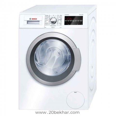 ماشین لباسشویی بوش مدل WAT24461IR ظرفیت 8 کیلو