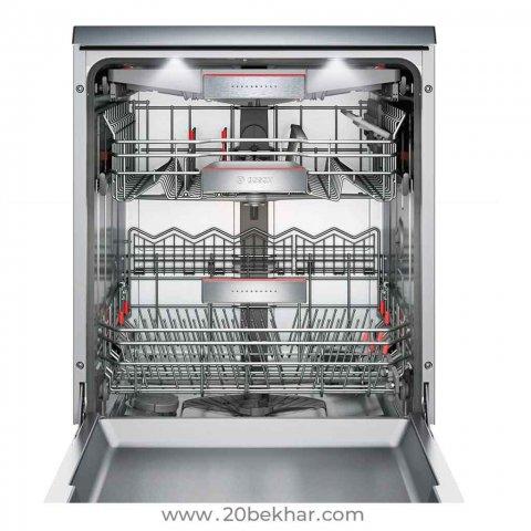 ماشین ظرفشویی بوش مدل SMS68TW03E سری 6