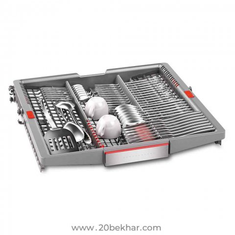 ماشین ظرفشویی بوش مدل SMS68TI02B سری 6