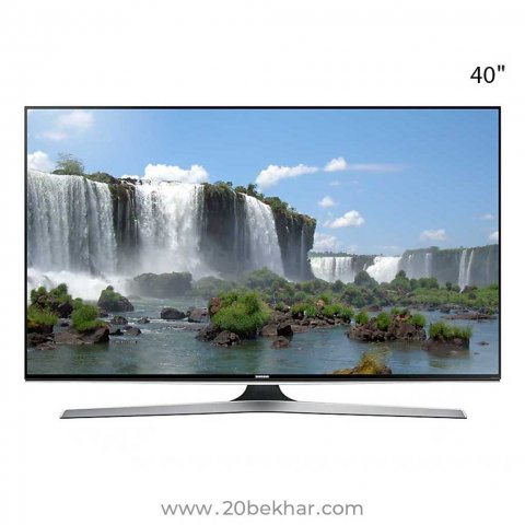 تلویزیون ال ای دی هوشمند سامسونگ 40 اینچ مدل 40J6950