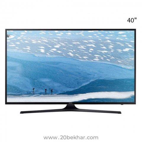 تلویزیون ال ای دی هوشمند سامسونگ 40 اینچ مدل 40KU7970