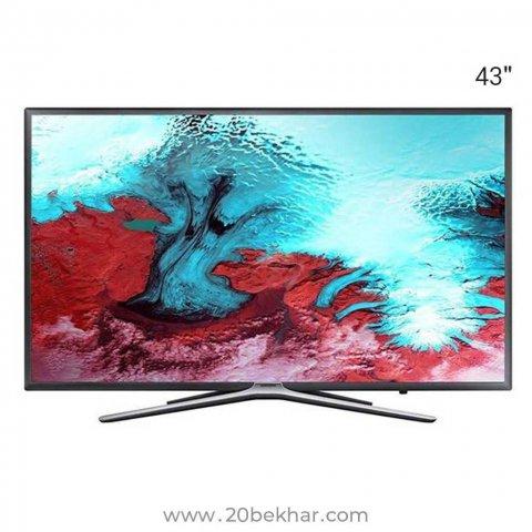 تلویزیون ال ای دی هوشمند سامسونگ 43 اینچ مدل 43K6960