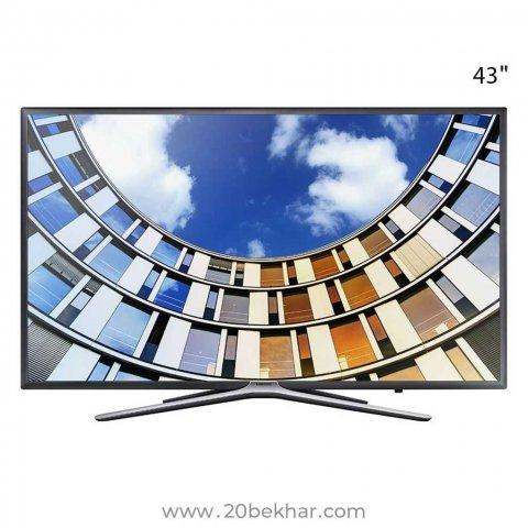 تلویزیون ال ای دی هوشمند سامسونگ 43 اینچ مدل 43M6970