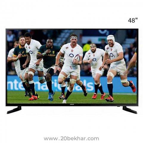 تلویزیون ال ای دی هوشمند سامسونگ 48 اینچ مدل 48J6920