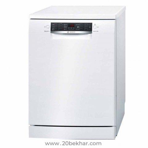 ماشین ظرفشویی بوش مدل SMS46GW01B سری 4