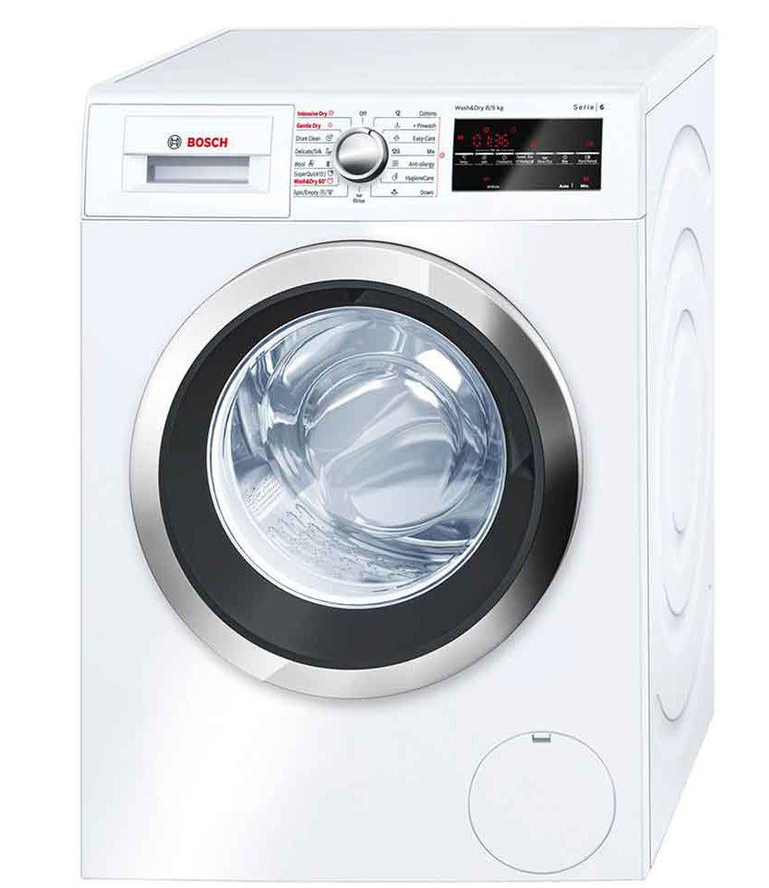 ماشین لباسشویی و خشک کن بوش مدل WVG30460IR
