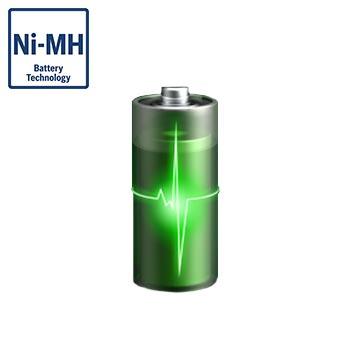 تکنولوژی Ni-MH Battery Technology در جارو شارژی بوش